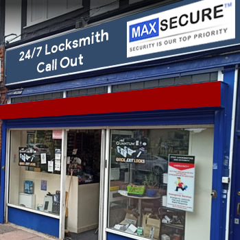 Locksmith store in Camden
